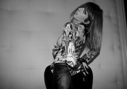 Another picture of Lou Doillon by Olivier Zahm for the May issue…