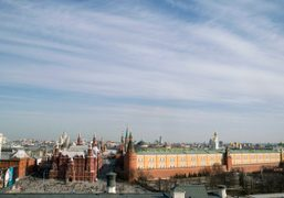Red Square and The Kremlin, Moscow. Photo Olivier Zahm