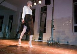 A simple and beautiful show by the young designer Vardoui Nazarian at…
