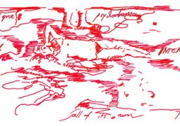 Lux Interior is an exhibition of a single painting by Jutta Koether….