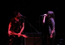 The Kills performed at Webster Hall on Saturday May 2nd and this…