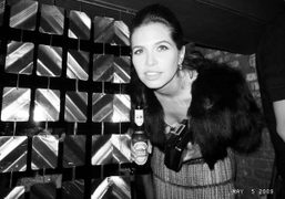 Dasha Zhukova at the Rodarte Met Ball after party at the SubMercer,…