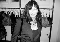 Anjelica Houston at Mirror of Venus, the photo show by Wingate Paine…