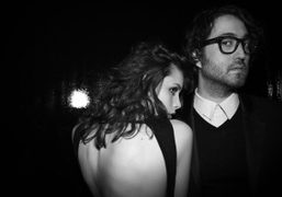 Charlotte Kemp Muhl and Sean Lennon for the Zadig & Voltaire F/W…