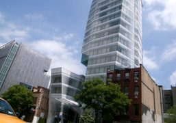 The scary new Bowery on the corner of East 4th street, New…
