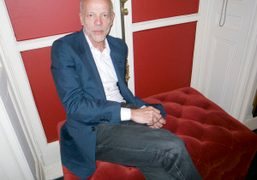 Pascal Gregory, the most elegant man in Paris after Yves Saint Laurent…