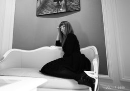 Victoire de Castellane at the presentation of her new Dior Joaillerie collection,…