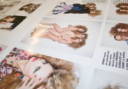 At the printing of the next issue of Purple Fashion, Best of…