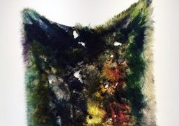 """Anna Betbeze """"Plush Vision"""" exhibition at Luxembourg & Dayan, London"""