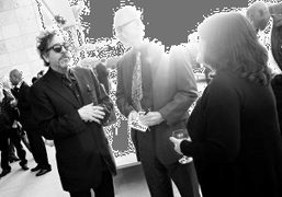 OPENING OF TIM BURTON'S RETROSPECTIVE at the los angeles county museum, los...