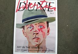 DUNE MAGAZINE LAUNCH at The Last Gallery, Tokyo