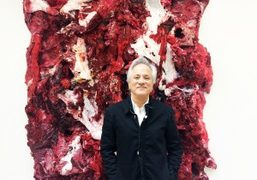 Anish Kapoor solo exhibition at Lisson Gallery, London