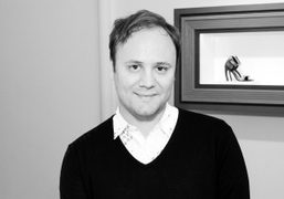 Nicholas Kirkwood, who's brand was this month acquired by LVMH, at his…