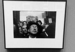 Garry Winogrand retrospective at the Metropolitan Museum of Art, New York