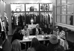 Q&A and book signing with Chloë Sevigny, Humberto Leon and Carol Lim of Opening…