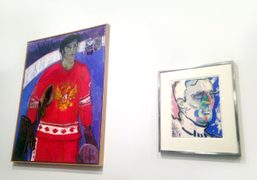 """""""Imaginary Portraits: Prince Igor"""" a group show at Gallery Met, New York"""