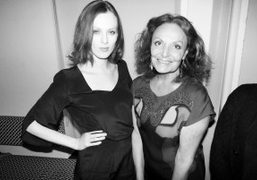 Diane von Furstenberg Dinner at the DVF Headquarters, New York