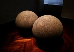 """James Lee Byars """"Is Is and Other Works"""" at Michael Werner, New…"""
