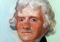 Melanin painting by David Ording at the People Who Work Hereshow, on…