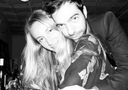 Alexis Dahan's intimate after show dinner, New York