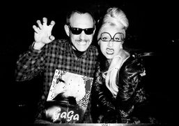 Lady's gaga first book by terry Richardson (out now)!