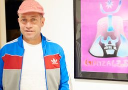 """The Last Gallery presents Mark Gonzales """"Baby Don't Mind"""" opening at Gallery..."""