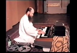 Terry Riley Live Performance 70's