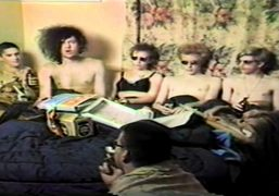 Doug Aitken TV Takeover / Butthole Surfers / 80s Interview in Bed...