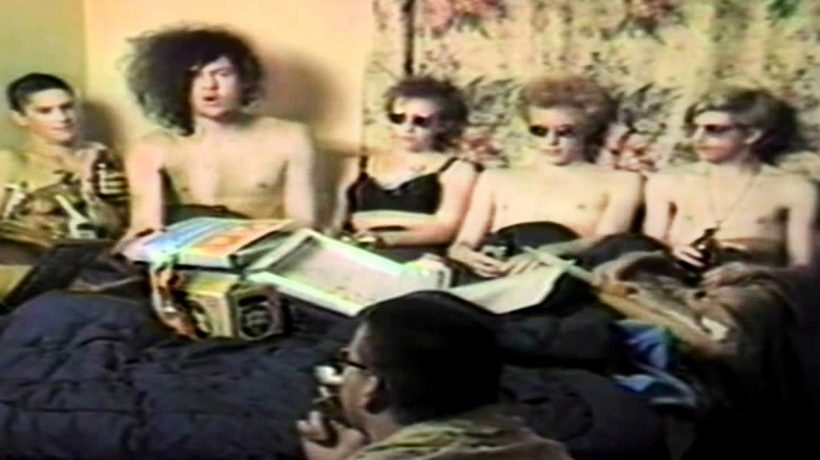 Doug Aitken TV Takeover / Butthole Surfers / 80s Interview in Bed (Part I)
