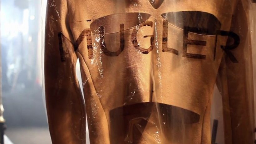 """Don't Fuck With Mugler"" Mugler S/S 2012"