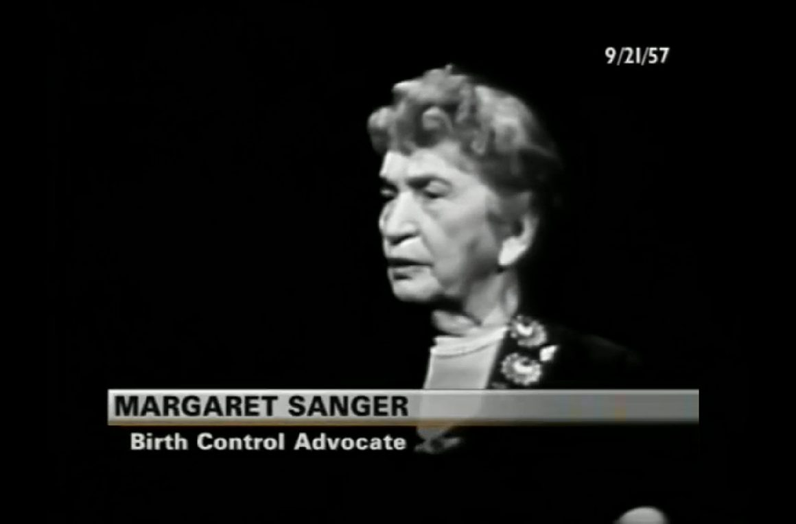 Karley Sciortino TV Takeover / Interview with Margaret Sanger, Pioneer of the Birth Control Movement