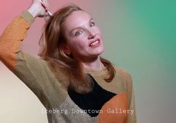 Screen Test TV Takeover Day 6 / Iceberg Downtown Gallery – Rita...