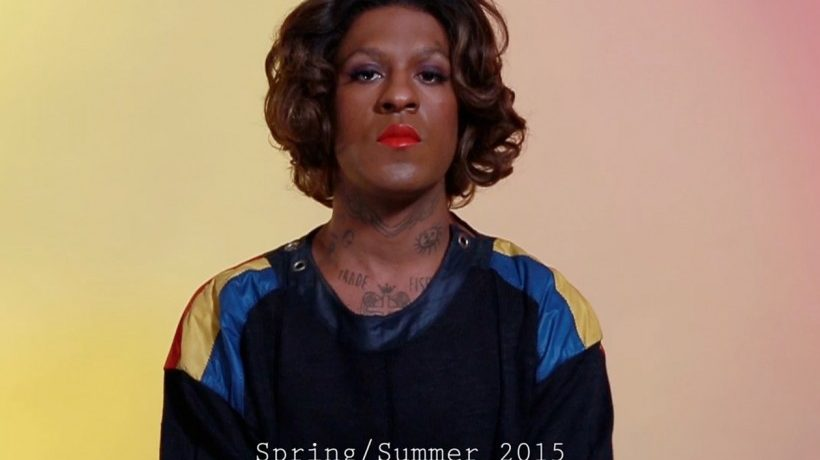 Screen Test TV Takeover Day 6 / Iceberg Downtown Gallery – Mykki Blanco