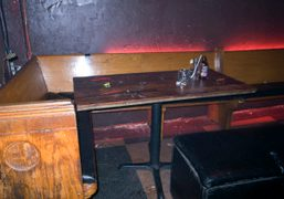 Lit Lounge, the best East Village club, 932nd Avenue, New York. Photo…