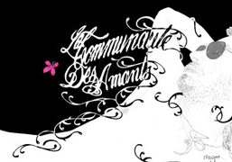 La Communauté Des Amants. A drawing by Stephanie Daoud from The Non…