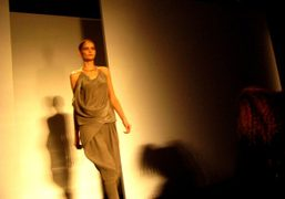 Ohne Titel S/S 2010, their most intricate collection yet with beautiful woven…
