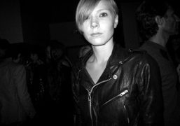 Lissy Trullie at the Charlotte Ronson afterparty, New York. Photo Gavin Doyle