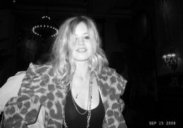 Georgia Jagger (the daughter of Mick Jagger and Jerry Hall) at the…