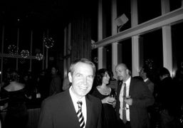 Jeff Koons at the T Magazine party at the Boom Boom Room,…