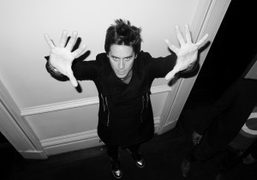 Jared Leto at L'Wren Scott after party of her Spring collection, New…