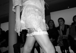 One picture from the nina ricci Spring Summer 2010 show, Paris. Photo…