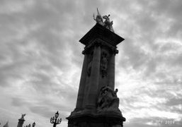 On my way back to the office, Pont Alexandre III, Paris. Photo…