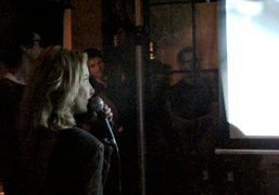 Rita Ackermann at The Prompt, a series of performances for Kunstverein NY…