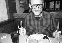 Terry Richardson's thanksgiving lunch at Odessa, New York. Photo Olivier Zahm