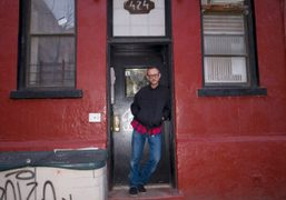 Terry Richardson's first appartement on 11th street, New York. Photo Olivier Zahm