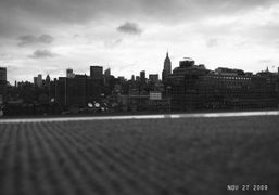 View of New York from the Standard Hotel, New York. Photo Olivier…