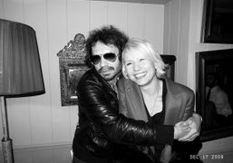 Olivier Zahm and the great Natacha Dzikowski from Dior at the Another…