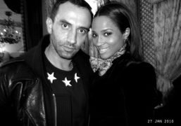 Givenchy Couture Dinner at the Ritz