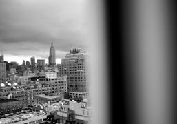 Leaving the city again, The Standard Hotel, New York. Photo Olivier Zahm