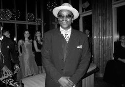 Fab 5 Freddy at the 10th anniversary of the Art Production Fund…